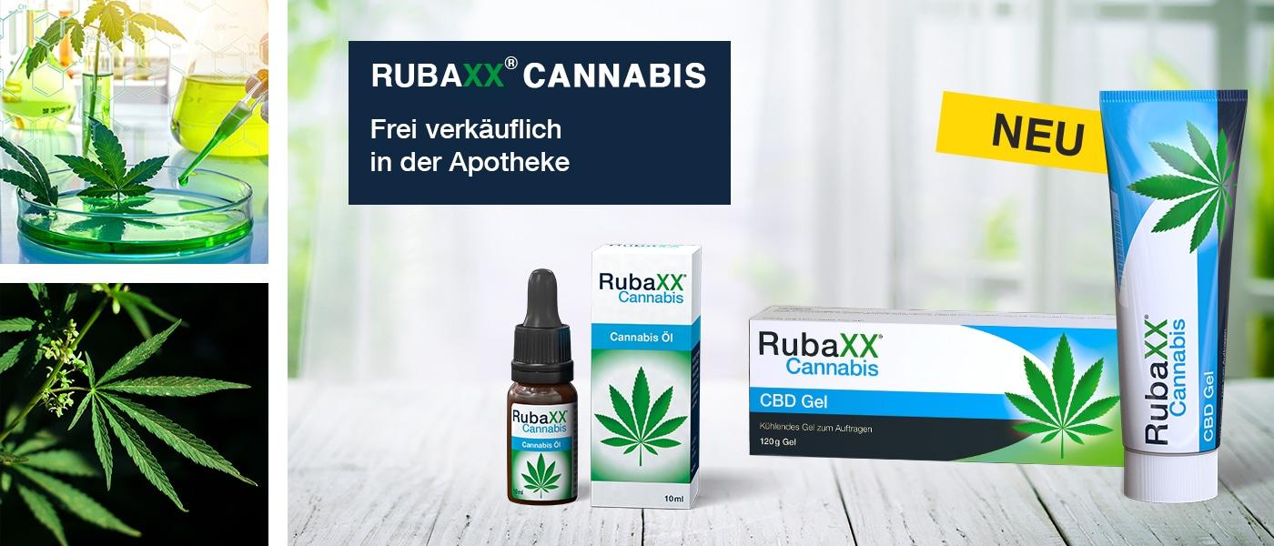 Rubaxx Cannabis - Startseite